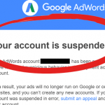 How to Appeal your AdWords Ban – Step-by-Step